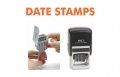 Date Stamps   -   Self Inking